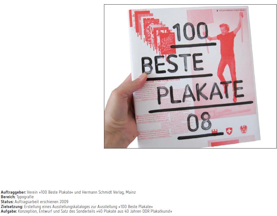 100 Beste Plakate Ricarda Holz